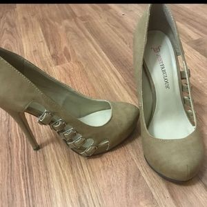 Just Fab brand shoes